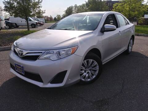 2012 Toyota Camry for sale at Nerger's Auto Express in Bound Brook NJ