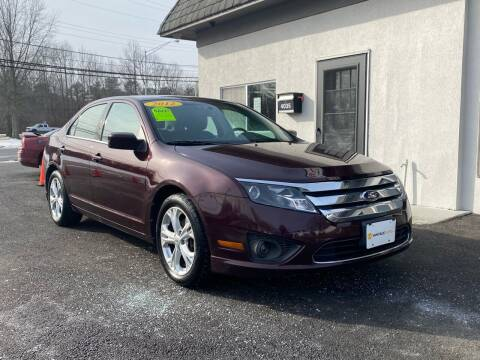 2012 Ford Fusion for sale at Vantage Auto Group Tinton Falls in Tinton Falls NJ