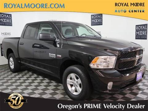 2017 RAM Ram Pickup 1500 for sale at Royal Moore Custom Finance in Hillsboro OR