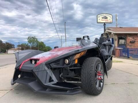 2018 Polaris Slingshot for sale at All Starz Auto Center Inc in Redford MI