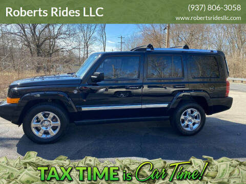 2008 Jeep Commander for sale at Roberts Rides LLC in Franklin OH