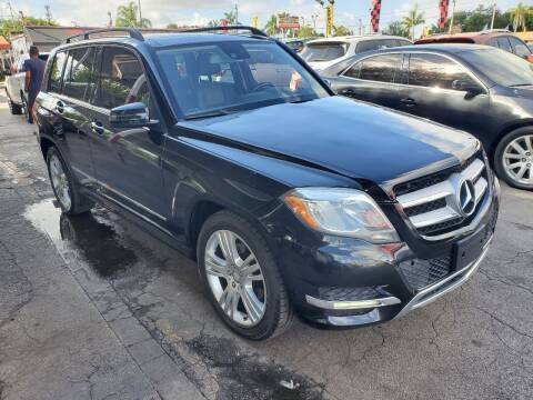2013 Mercedes-Benz GLK for sale at America Auto Wholesale Inc in Miami FL