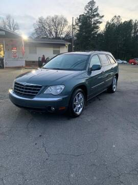 2007 Chrysler Pacifica for sale at CVC AUTO SALES in Durham NC