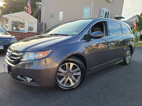 2014 Honda Odyssey for sale at Express Auto Mall in Totowa NJ