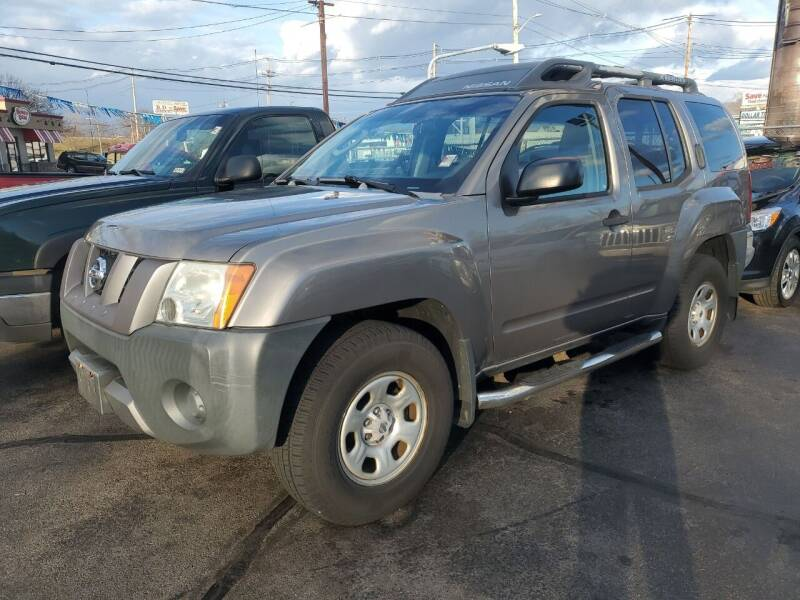 2006 Nissan Xterra for sale at CAPITAL CAR CENTER in Providence RI