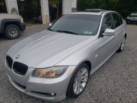 2011 BMW 3 Series for sale at Dick Auto Sales Service in Seneca PA
