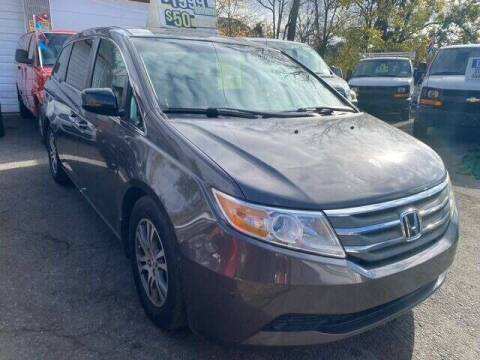 2012 Honda Odyssey for sale at Deleon Mich Auto Sales in Yonkers NY