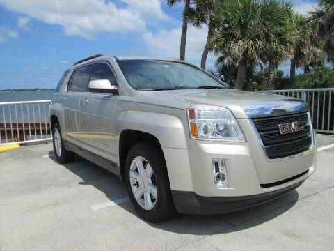 2013 GMC Terrain for sale at Best Deal Auto Sales in Melbourne FL