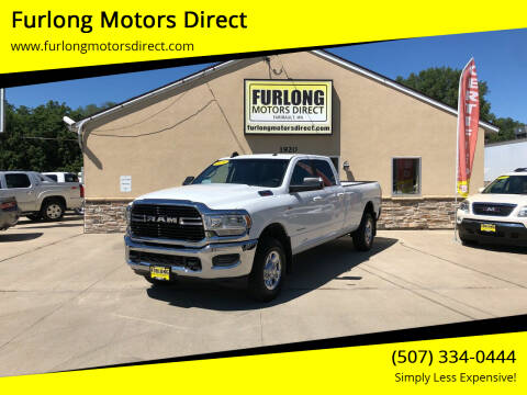 2019 RAM Ram Pickup 2500 for sale at Furlong Motors Direct in Faribault MN