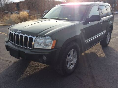 2007 Jeep Grand Cherokee for sale at AROUND THE WORLD AUTO SALES in Denver CO
