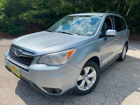 2014 Subaru Forester for sale at Granite Auto Sales in Spofford NH