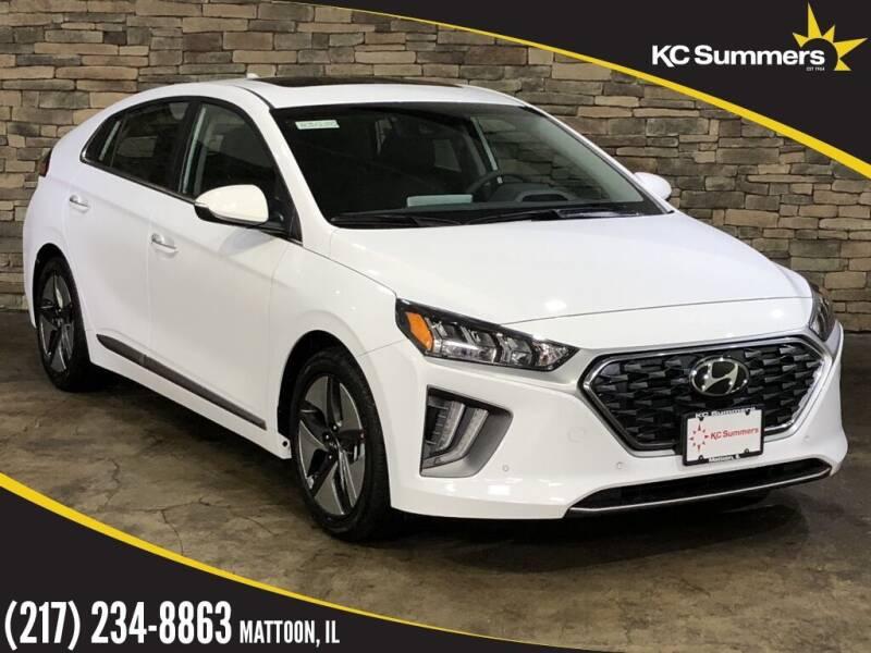 2021 Hyundai Ioniq Hybrid for sale in Mattoon, IL