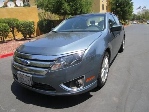 2011 Ford Fusion for sale at PRESTIGE AUTO SALES GROUP INC in Stevenson Ranch CA