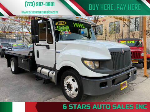 2012 International TerraStar for sale at 6 STARS AUTO SALES INC in Chicago IL