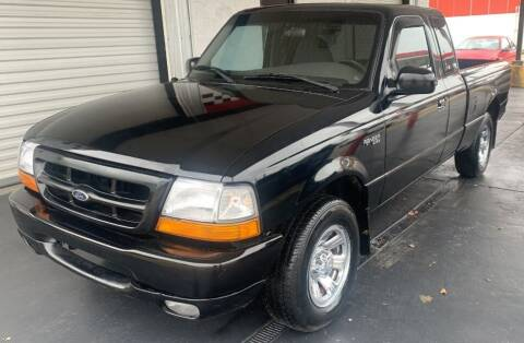 2000 Ford Ranger for sale at Tiny Mite Auto Sales in Ocean Springs MS