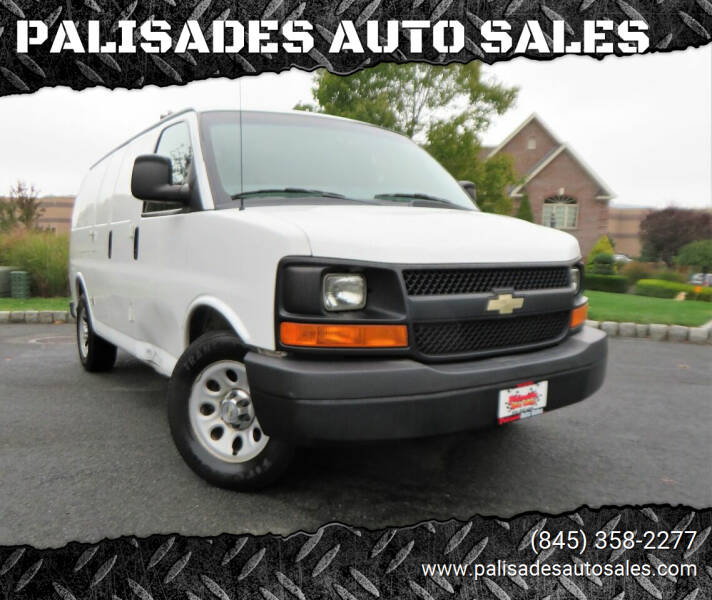 2012 Chevrolet Express Cargo for sale at PALISADES AUTO SALES in Nyack NY