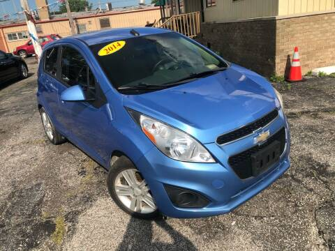 2014 Chevrolet Spark for sale at Some Auto Sales in Hammond IN