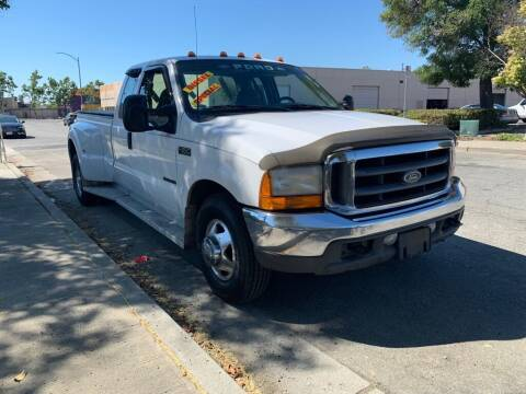 2000 Ford F-350 Super Duty for sale at RA Auto Wholesale LLC in San Jose CA