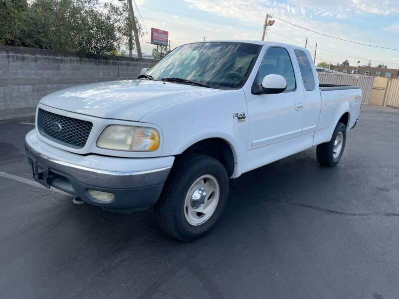 2000 Ford F-150 for sale at Golden Deals Motors in Orangevale CA