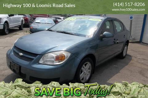 2006 Chevrolet Cobalt for sale at Highway 100 & Loomis Road Sales in Franklin WI