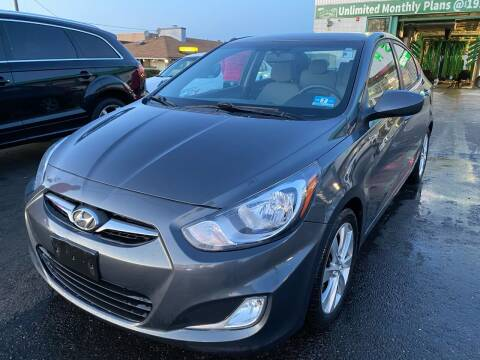 2012 Hyundai Accent for sale at MFT Auction in Lodi NJ