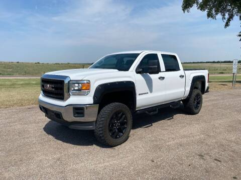 2015 GMC Sierra 1500 for sale at TNT Auto in Coldwater KS