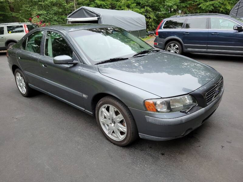 2004 Volvo S60 for sale at MY USED VOLVO in Lakeville MA