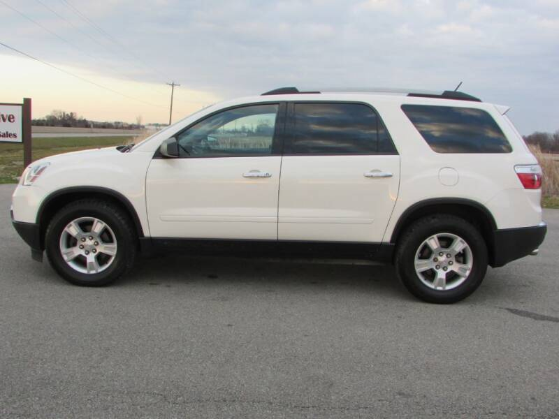 2012 GMC Acadia SLE 4dr SUV - Delaware OH
