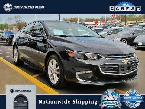 2017 Chevrolet Malibu for sale at INDY AUTO MAN in Indianapolis IN