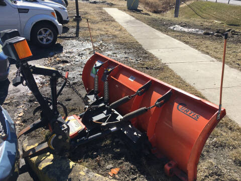 2010 Curtis Sno-pro 3000 for sale at Mikes Auto Center INC. in Poughkeepsie NY
