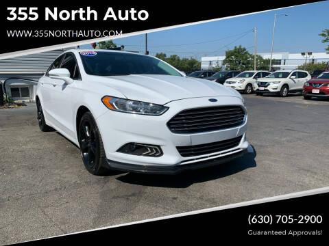 2016 Ford Fusion for sale at 355 North Auto in Lombard IL
