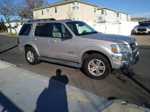 2008 Ford Explorer for sale at Blackbull Auto Sales in Ozone Park NY