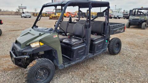 2018 Polaris Ranger Crew® Diesel