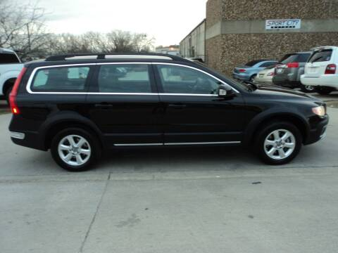 2011 Volvo XC70 for sale at SPORT CITY MOTORS in Dallas TX