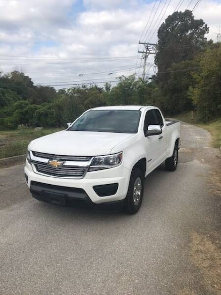 2015 Chevrolet Colorado for sale at Dependable Motors in Lenoir City TN