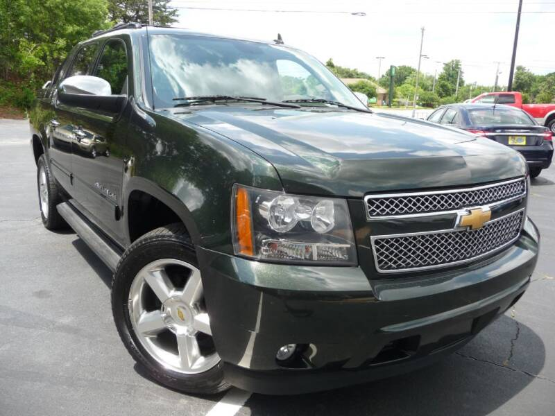 2013 Chevrolet Avalanche for sale at Wade Hampton Auto Mart in Greer SC