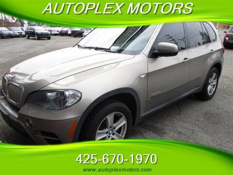 2011 BMW X5 for sale at Autoplex Motors in Lynnwood WA