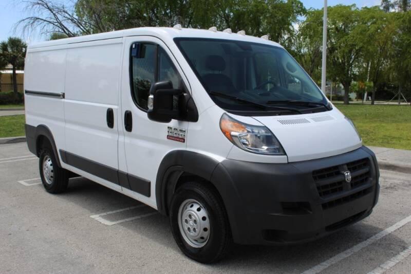 2018 RAM ProMaster Cargo for sale in Miami, FL