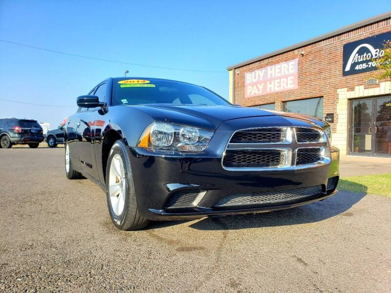 2014 Dodge Charger for sale at AUTO BARGAIN, INC. #2 in Oklahoma City OK