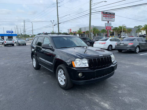 2006 Jeep Grand Cherokee for sale at Sam's Motor Group in Jacksonville FL