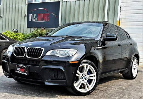 2014 BMW X6 M for sale at Haus of Imports in Lemont IL