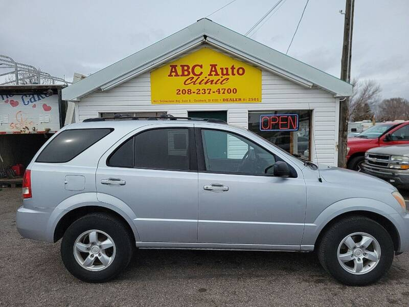 2006 Kia Sorento for sale at ABC AUTO CLINIC - Chubbuck in Chubbuck ID