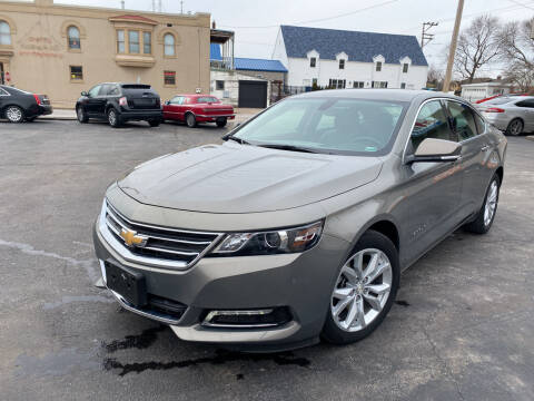 2019 Chevrolet Impala for sale at RT Auto Center in Quincy IL