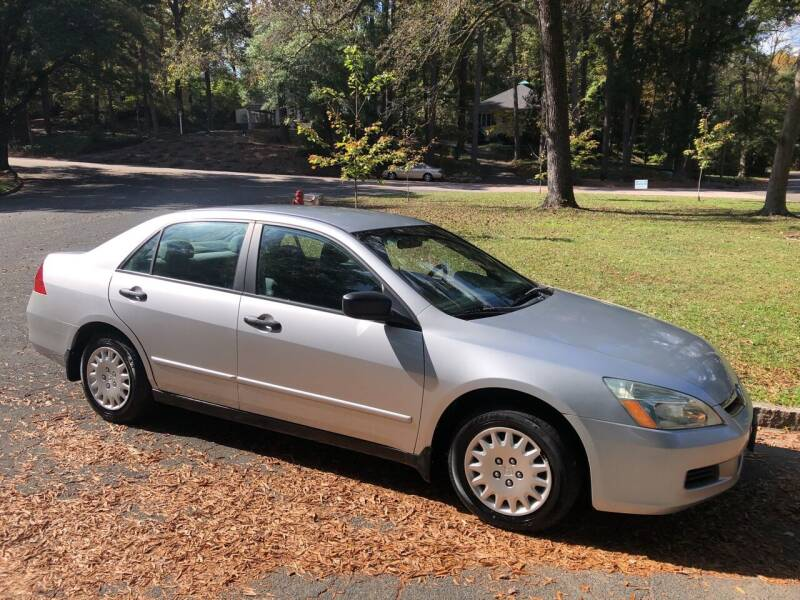 2007 Honda Accord for sale at Bull City Auto Sales and Finance in Durham NC