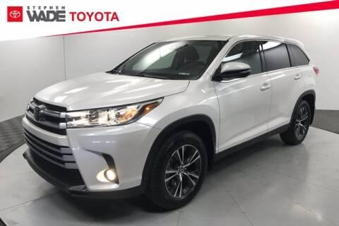 2019 Toyota Highlander for sale at Stephen Wade Pre-Owned Supercenter in Saint George UT