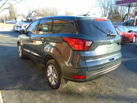 2019 Ford Escape for sale at Nelson Auto Sales in Toulon IL