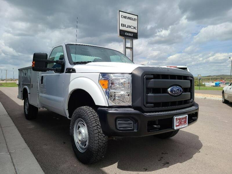 2011 Ford F-250 Super Duty for sale at Tommy's Car Lot in Chadron NE