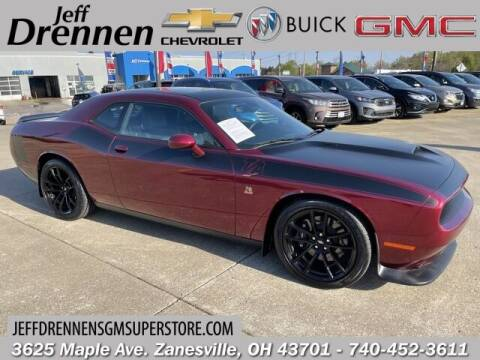 2019 Dodge Challenger for sale at Jeff Drennen GM Superstore in Zanesville OH