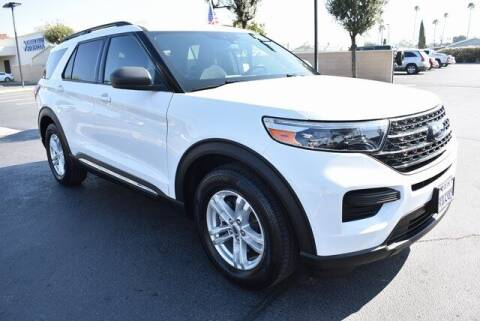 2020 Ford Explorer for sale at DIAMOND VALLEY HONDA in Hemet CA