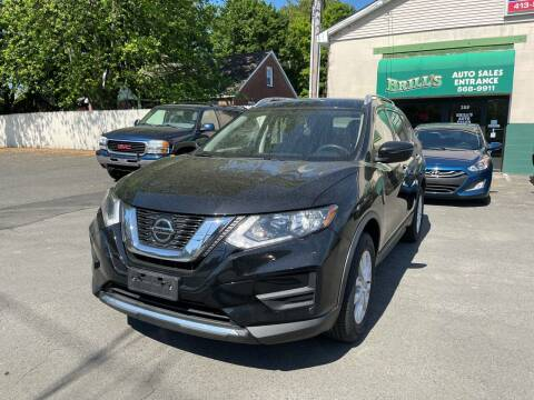 2018 Nissan Rogue for sale at Brill's Auto Sales in Westfield MA